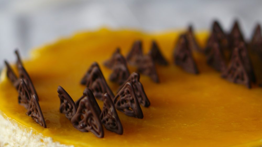 THE MOVING FEET - Mon cheesecake de l'automne