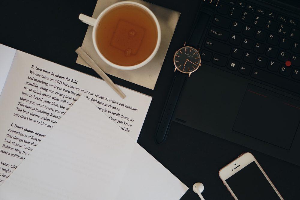 THE MOVING FEET - 5 conseils pour être plus productif au quotidien