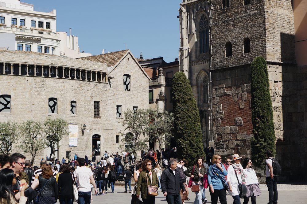 THE MOVING FEET - Mes endroits préférés à Barcelone